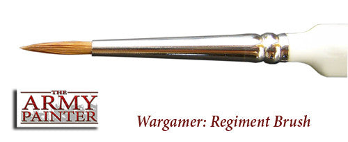 The Army Painter: Wargamer Regiment Brush