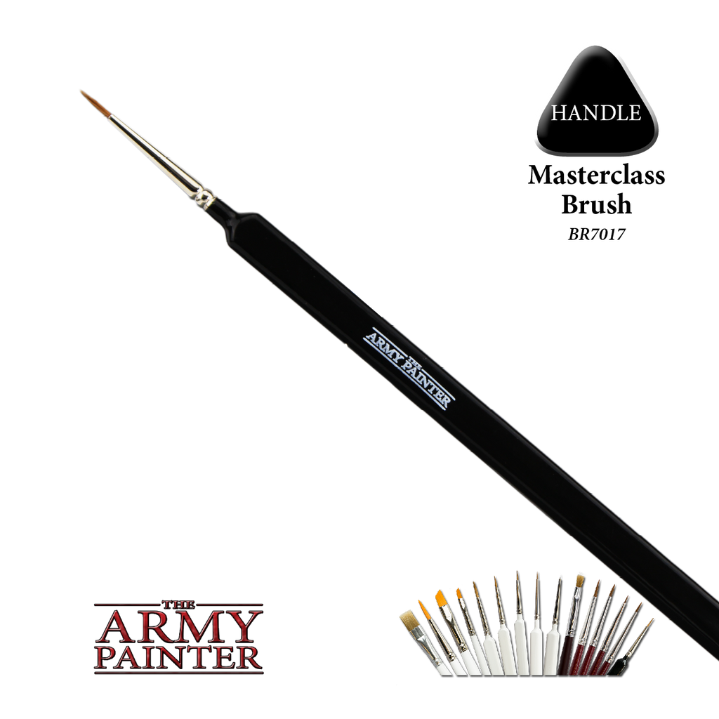The Army Painter: Wargamer Kolinsky Masterclass Brush