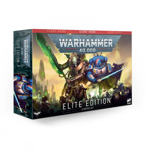Warhammer 40,000 - Elite Edition :www.mightylancergames.co.uk