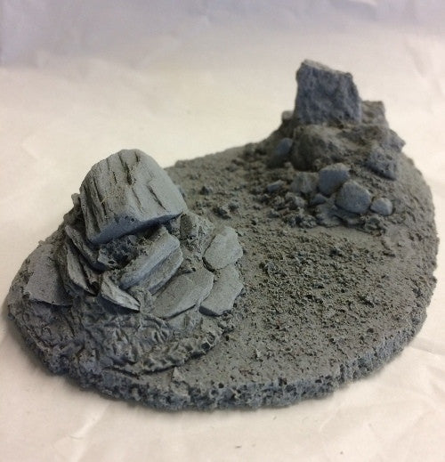 Battle Zone: MEDIUM TERRAIN - TYPE 4