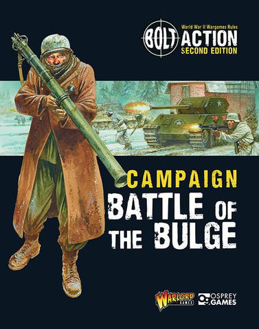 Campaign Battle of the Bulge (Bolt Action) :www.mightylancergames.co.uk