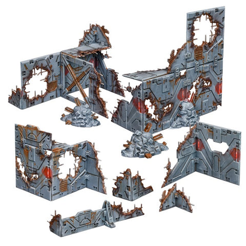 Terraincrate - Battlefield Ruins :www.mightylancergames.co.uk