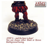 The Army Painter: Battlefields Basing - Snow