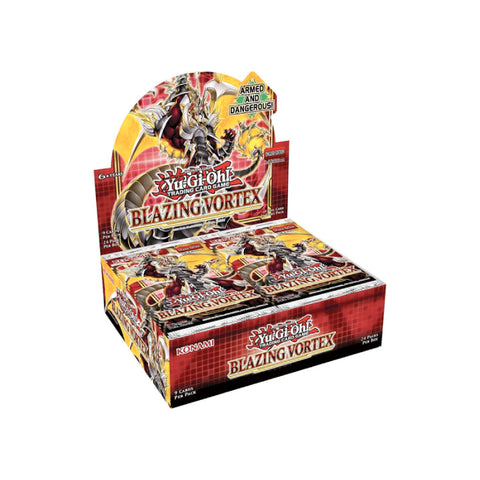Yugioh! Blazing Vortex Booster Box