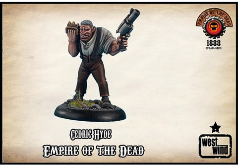 Cedric Hyde - Empire of the Dead