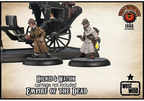 Holmes & Watson - Empire of the Dead