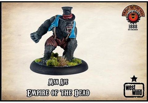 Circ du Noir Man Ape - Empire of the Dead