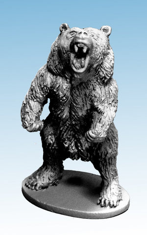 North Star: Bear Rearing to Attack: www.mightylancergames.co.uk