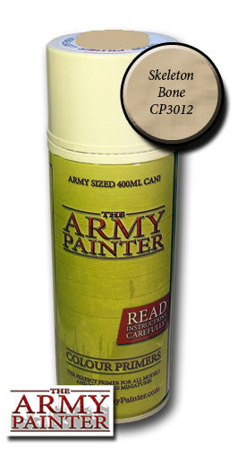 The Army Painter: Colour Primer - Skeleton Bone