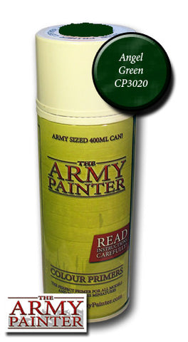 Army painter angel green spray primer 400ml