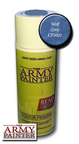The Army Painter: Colour Primer - Wolf Grey