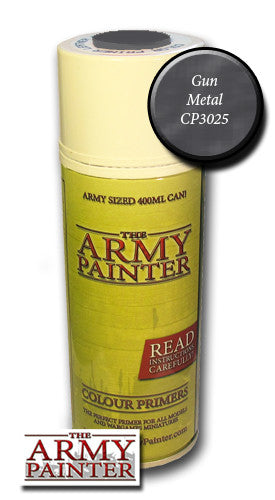 army primer gun metal primer spray 400ml