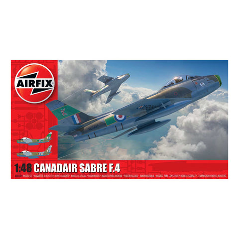 Canadian Sabre F.4 1:48 Airfix Kit