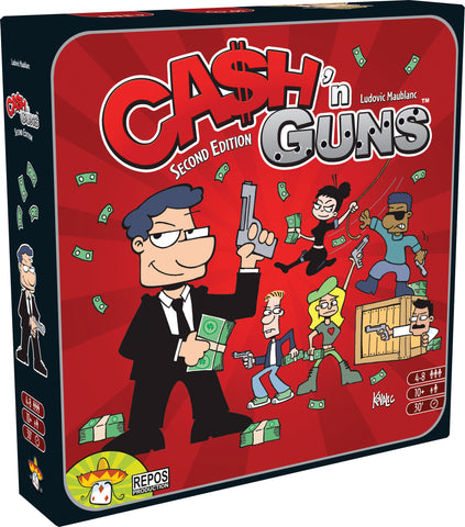 Cash N' Guns 2 Edition - Repos Production: www.mightylancergames.co.uk