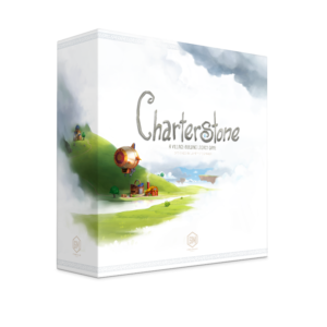 Charterstone - A Village-Building Legacy Game: www.mightylancergames.co.uk