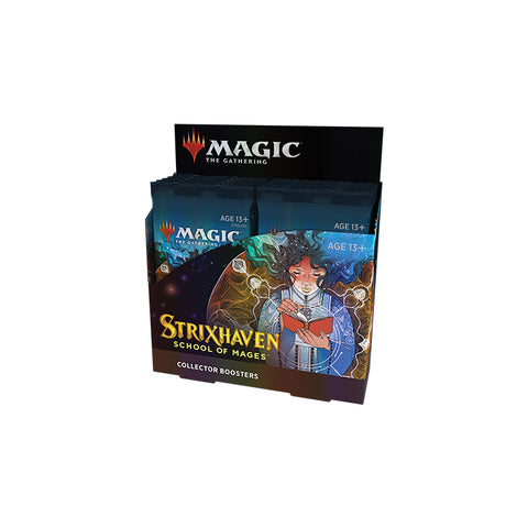 MTG Strixhaven Collector's Booster Box