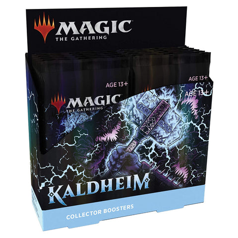 MTG Kaldheim Collector's Booster Box