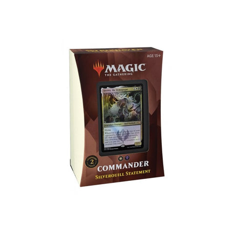 MTG Silverquill Statement Commander Deck
