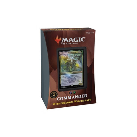 Witherbloom Witchcraft Preconstructed MTG Commander Deck