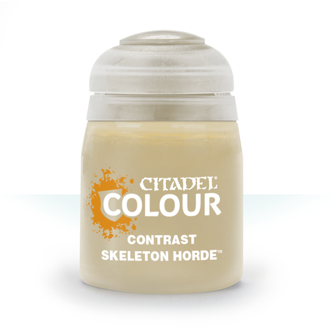 Skeleton Horde (18ml) Contrast - Citadel Colour :www.mightylancergames.co.uk
