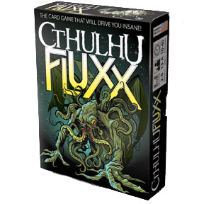 Cthulhu Fluxx - Looney Labs: www.mightylancergames.co.uk