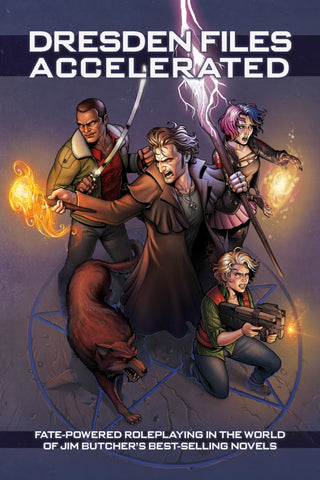 Dresden Files: Accelerated