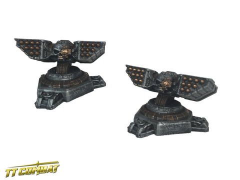 Multiple Rocket Systems - Resin (TT Combat SFGRA006) :www.mightylancergames.co.uk