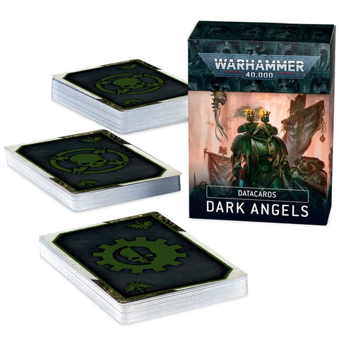 9th Edition Dark Angels Datacards