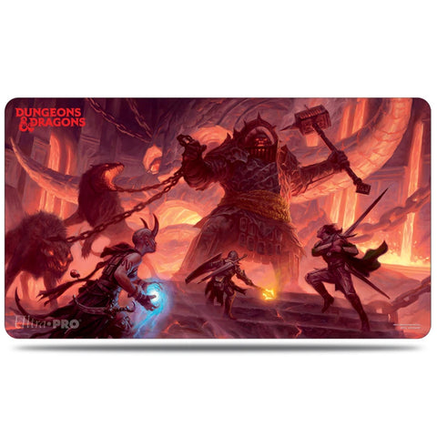 D&D Fire Giant Playmat