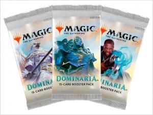 Dominara 15-Card Booster: www.mightylancergames.co.uk