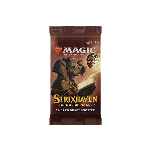 MTG Strixhaven Draft Booster Pack