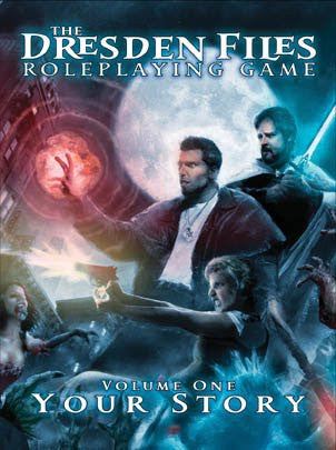The Dresden Files RPG: Volume 1 - Your Story