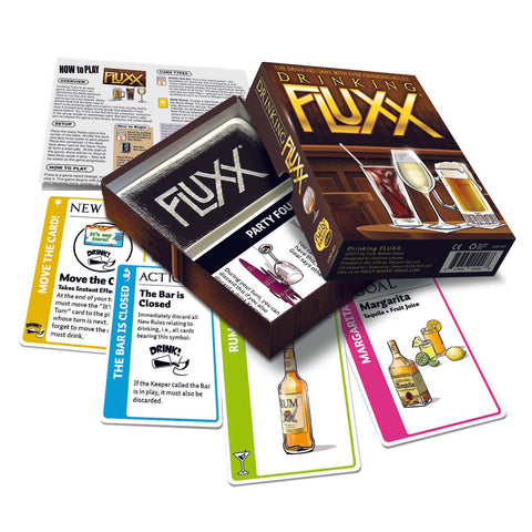 Drinking Fluxx: mightylancergames.co.uk