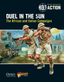 Bolt Action: Theatre Book Duel in the Sun