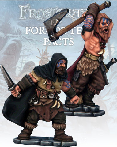 Frostgrave: Barbarian Thief & Berserker: www.mightylancergames.co.uk