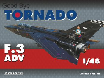 Eduard Kits 1/48 Limited Edition - Tornado F.3 ADV: www.mightylancergames.co.uk