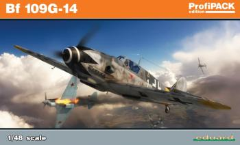 Eduard Kit 1:48 Profipack - Bf 109G-14: www.mightylancergames.co.uk