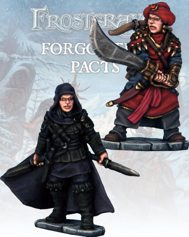 Frostgrave: Assassin & Demon Hunter: www.mightylancergames.co.uk
