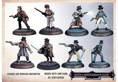 Gentlemen's Club Faction Starter - Empire of the Dead