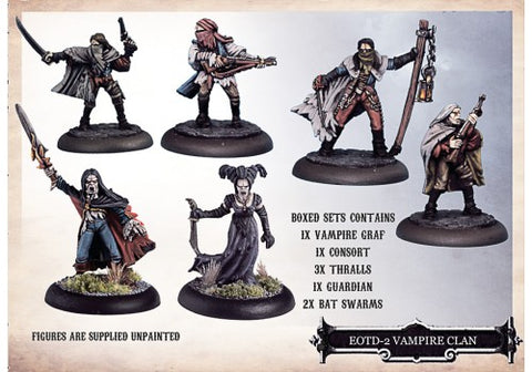 Vampire Clan Faction Starter - Empire of the Dead