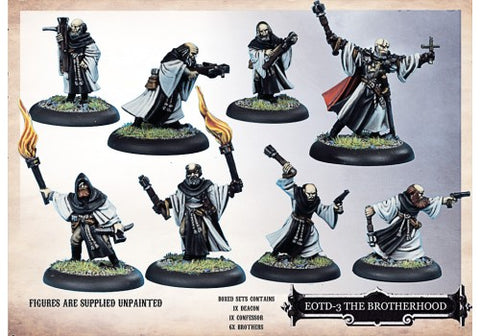The Brotherhood Faction Starter - Empire of the Dead