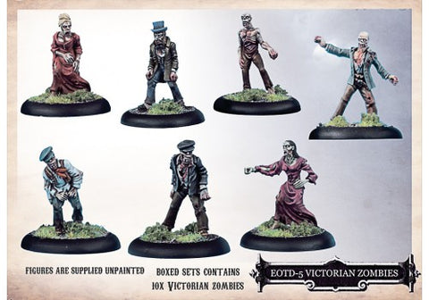 Victorian Zombies Faction Starter - Empire of the Dead