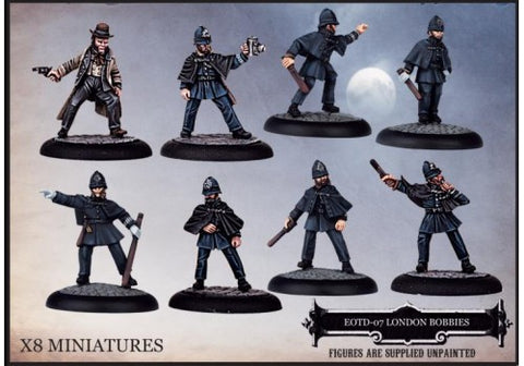 London Bobbies set 2 Faction Starter - Empire of the Dead