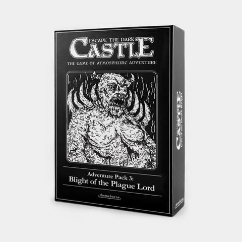 Blight of the Plague Lord - Adventure Pack 3 - Escape the Dark Castle: www.mightylancergames.co.uk