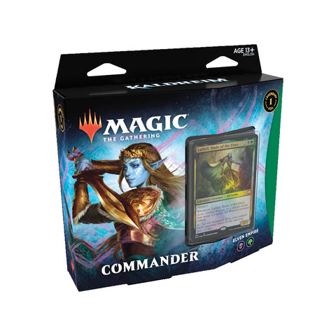 Elven Empire Commander Deck