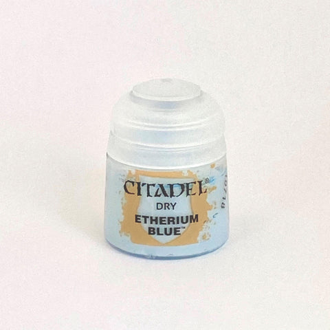 Citadel Dry Paint - Etherium Blue (12ml)
