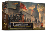 Russian Infantry - Deus Vult (Fireforge Games) :www.mightylancergames.co.uk