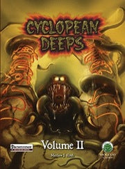 Cyclopean Deeps, Volume 2