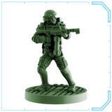 Frost Miniature - Aliens - Another Glorious Day In The Corps Board Game