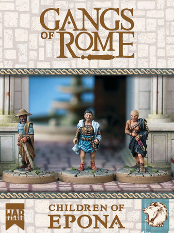 Gangs of Rome - Children of Epona